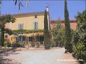 Self-catering studio in Maillane